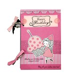 BUKU UNIK Girl Carry Cupcake [PCBB-72] - Scrapbook and Patchwork